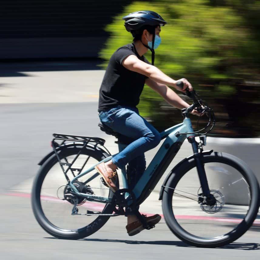 Does An Electric Bike Feel Natural