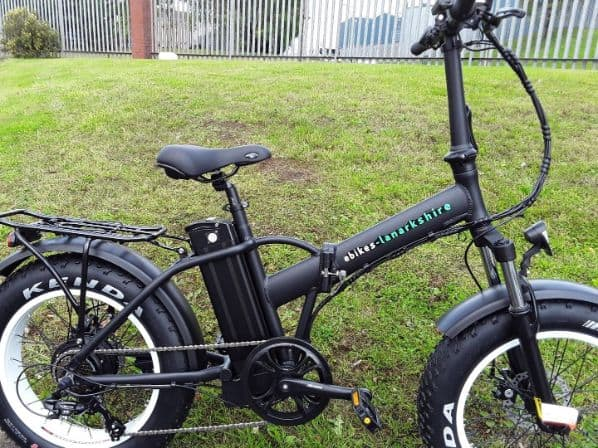 Fat Tyre Electric Bikes