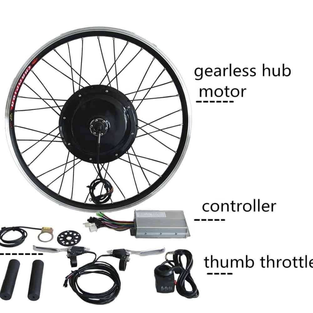 Front Hub Conversion Kits
