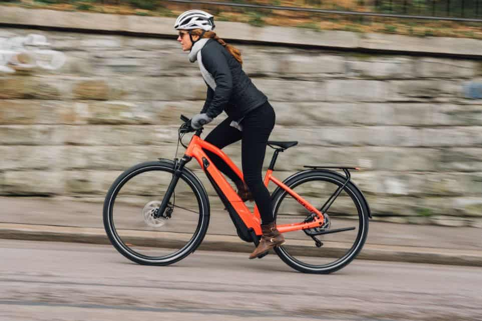 How Does Riding An Electric Bike Feel
