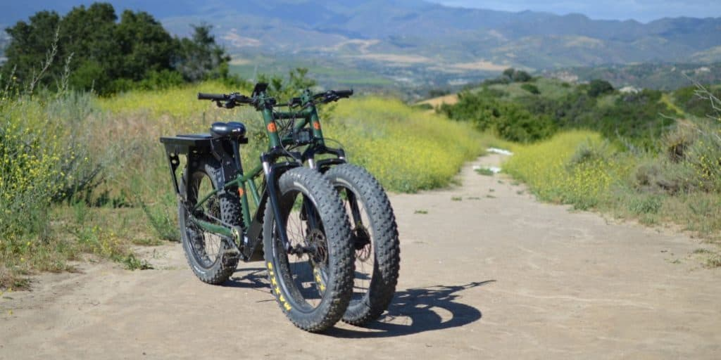 Tips For Climbing a Hill With An E-Bike