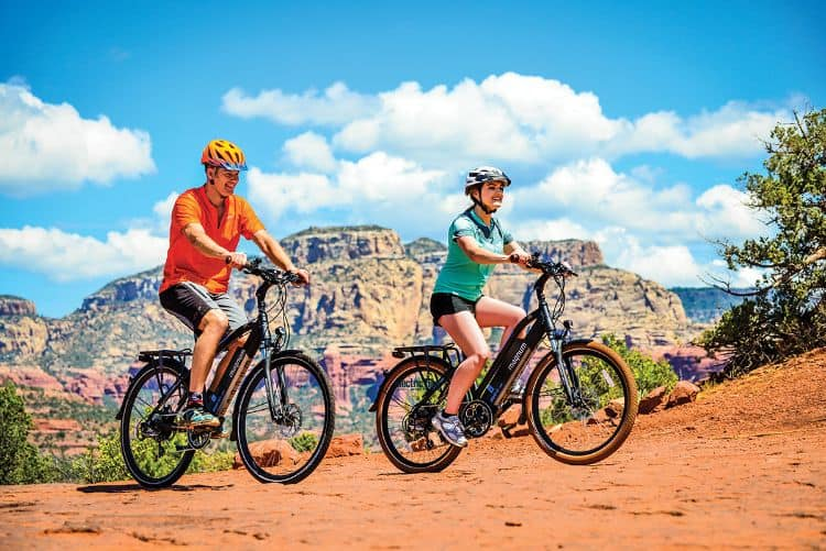 What Hill Climbing Features Should I Look For In An E-Bike